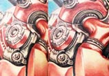 Hearth of mechanic tattoo by Alexander Romashev