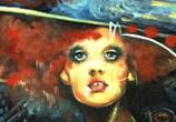 Horserace oil painting by Alexandra Hudecova