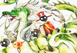 Dragon Shenlong by Art Jongkie