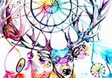 Dream watercolor by Art Jongkie