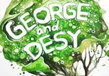 George and Desy by Art Jongkie