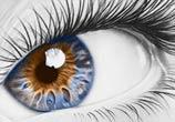 Blue Eye drawing by Ayman Arts