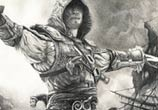 Assassins Creed 4 drawing by Bajan Art