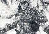 Assassins Creed drawing by Bajan Art