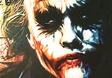 The Joker oil painting by Ben Jeffery