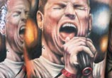 Slipknot - Corey Taylor tattoo by Benjamin Laukis