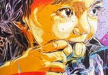 Child portrait by C215