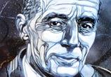 Portrait Joliot Curi by C215