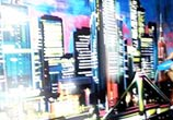 City skyline marker drawing by Dan DANK Kitchener