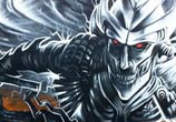 Dead Samurai streetart by Dan DANK Kitchener