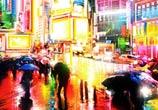 Liquid Lights mixedmedia by Dan DANK Kitchener