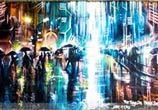 Night life streetart by Dan DANK Kitchener