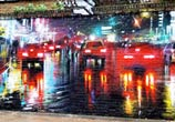 Night Streets streetart by Dan DANK Kitchener