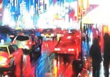 Tokyo rush mixedmedia by Dan DANK Kitchener