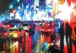 Tokyo Rush Limited edition mixedmedia by Dan DANK Kitchener