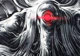 Tube creature streetart by Dan DANK Kitchener
