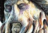 Davy Jones drawing by Dino Tomic