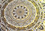 Golden Mandala drawing by Dino Tomic
