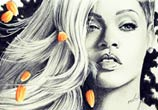 Riri color drawing by Fau Navy