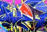 Graffiti wall 3 graffiti by Fhero Art