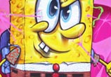 Spongebob streetart by Fhero Art