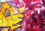 We will fight graffiti by Fhero Art