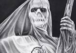 Love dead drawing by Garvel Art