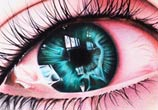 Eye drawing by Guilherme Silveira