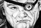 Alastor Moody drawing by Helene Kupp