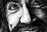 Bofur from Hobbit drawing by Helene Kupp