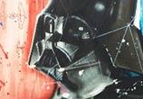 Darth Vader from Star Wars painting by Jonathan Knight Art