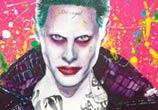 The Joker painting by Jonathan Knight Art