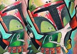 Boba Fett from Star Wars tattoo by Lehel Nyeste