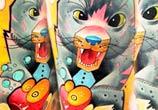 Power Wolf tattoo by Lehel Nyeste