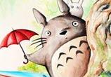 My neighbor Totoro 2 by Louise Terrier