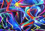 Grafitti by Mr Shiz
