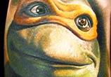 Teenage Mutant Ninja Turtles by Nikko Hurtado
