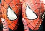 Spiderman portrait tattoo by Nikko Hurtado