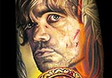 Tyrion Lannister tattoo by Nikko Hurtado
