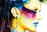 Anarchy mixedmedia by Patrice Murciano