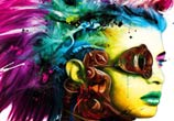 Cyber Punk 2 mixedmedia by Patrice Murciano