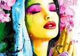 Faith mixedmedia by Patrice Murciano