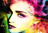Portrait of Madonna Panter, mixed by Patrice Murciano