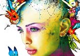 Power of Love mixedmedia by Patrice Murciano