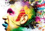 Punk style, mixed media Patrice Murciano