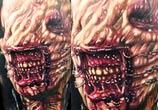 Demon tattoo by Paul Acker