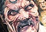 From Dusk till Dawn tattoo by Paul Acker