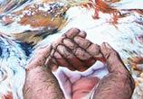 Treasure on Copper Mountain painting by Peter Zuffa Bodliak