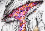 Detail In pix we Trust drawing by Pez Art