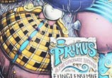 Primus screenprints by Pez Art